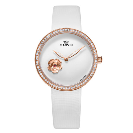 Marvin Ladies Quartz // M032.57.25.82