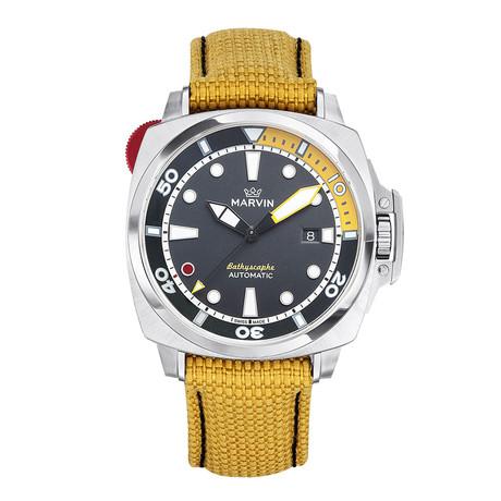 Marvin Malton Diver Automatic // M126.14.46.94
