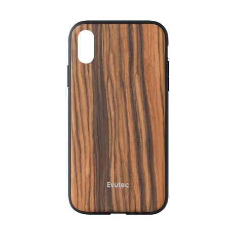 iPhone Burmese Rosewood Case // AER (XR)