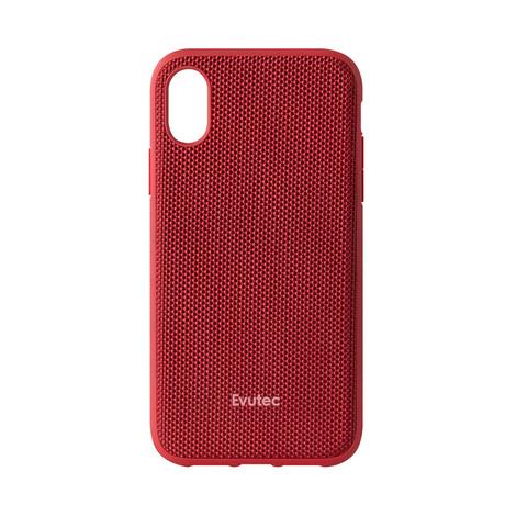 iPhone Ballistic Nylon Case // Red (6/6S/7/8)