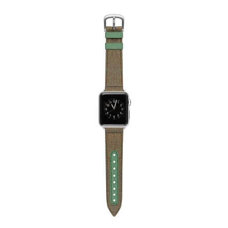 Apple Watch Band // Chroma + Sage (38mm)
