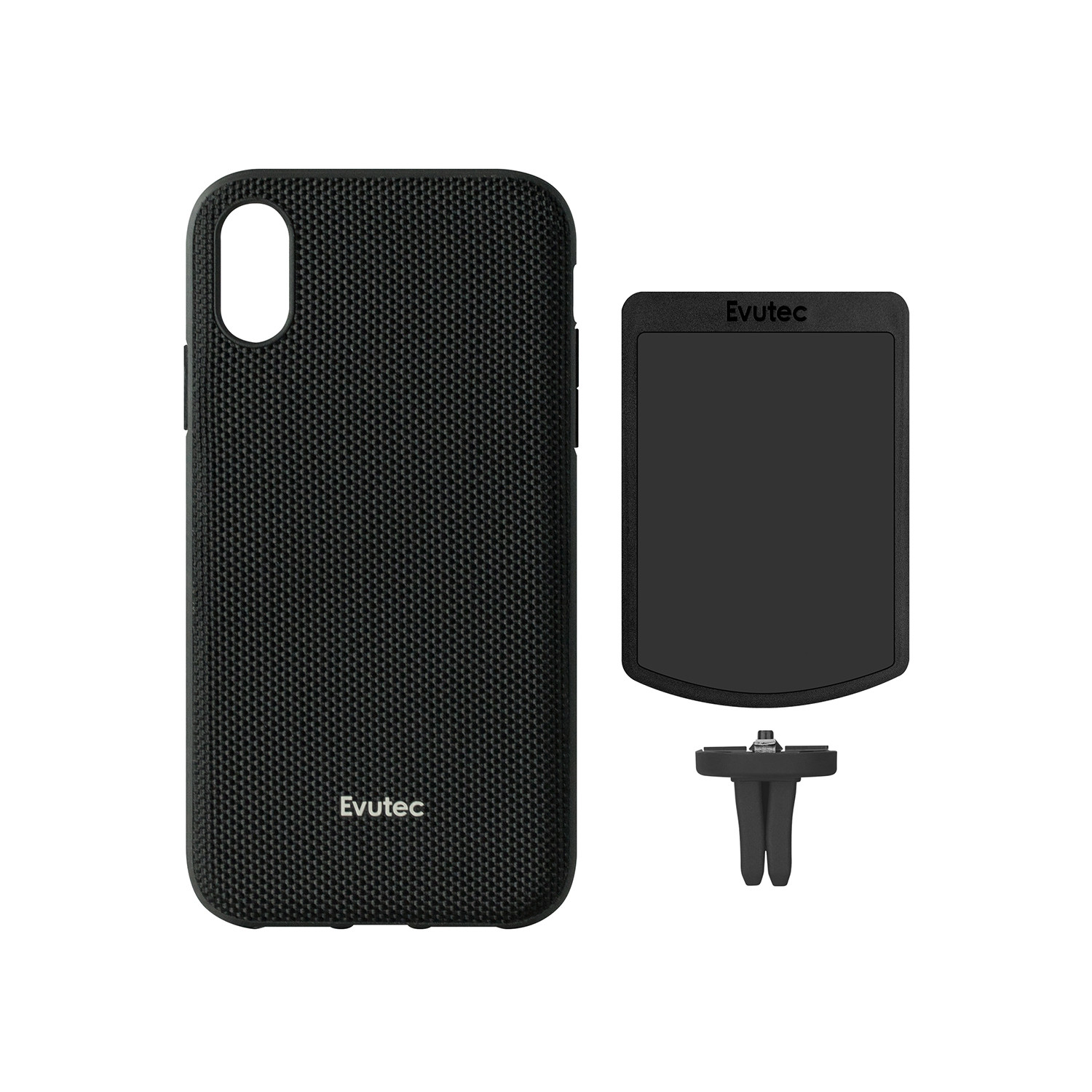 sports shoes 526d1 b4382 iPhone Ballistic Nylon Case + Vent Mount // XR - EvuTec - Touch of ...