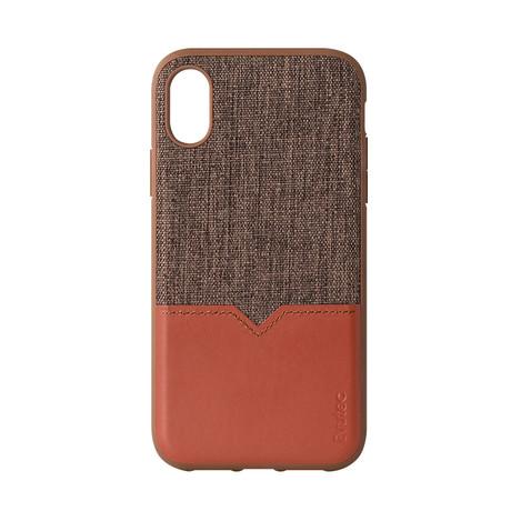 iPhone Case // Brigandine + Lava (6/6S/7/8)