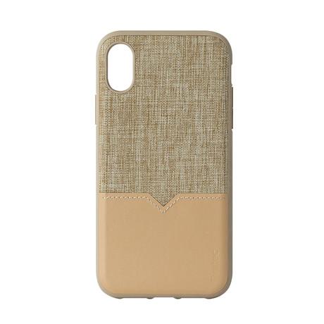 iPhone Case // Tweed + Tan (6/6S/7/8)