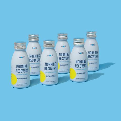 Morning Recovery // Sugar Free Lemon (6 Pack)