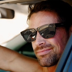 Head Gesture Control Sunglasses