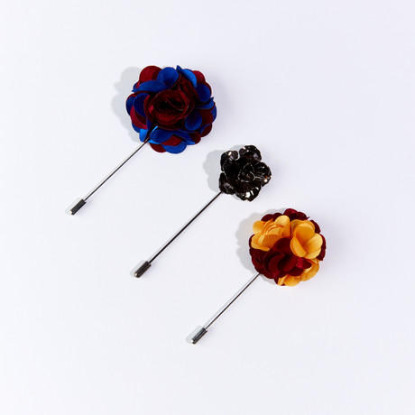 Lapel Pin Pack V // Set of 3