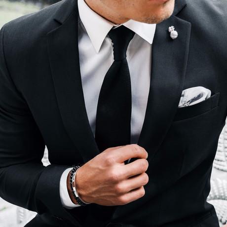 Blackout Tie // Black