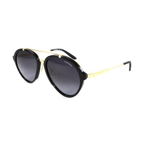 Carrera // Men's 125S Sunglasses // Shiny Black + Gold