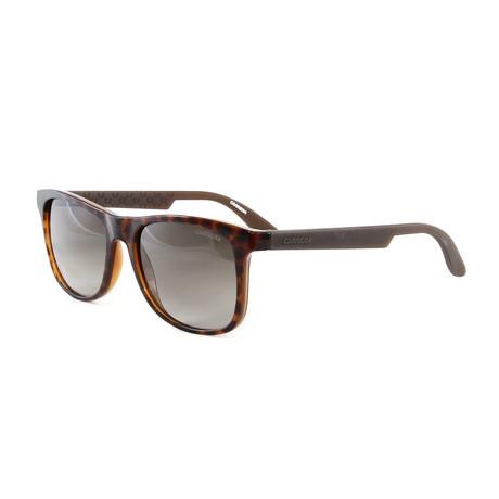 Unisex 5025 Sunglasses // Havana + Brown