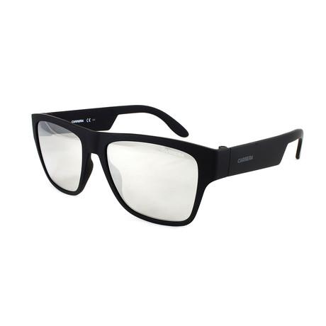 Carrera // Unisex 5002ST Sunglasses // Matte Black