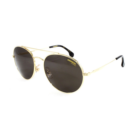 Carrera // Men's 131S Sunglasses // Gold