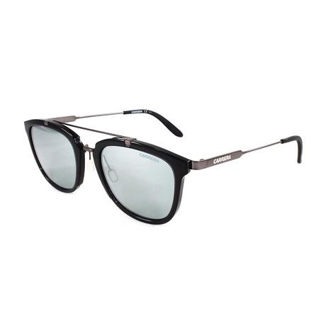 Carrera // Unisex 127S Sunglasses // Black + Gray Ruthenium