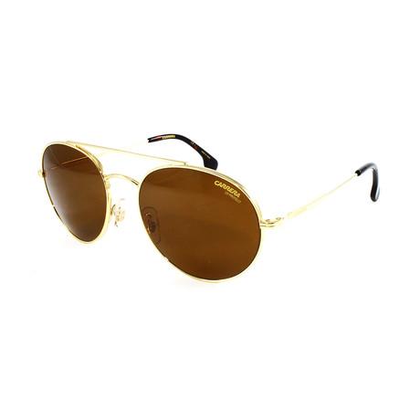Men's 131S Sunglasses // Gold + Havana