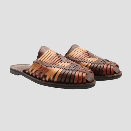 Sense Huarache Slide // Mocha (US Size 8)