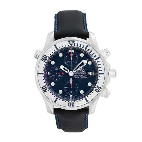 Omega Seamaster Chronograph Automatic // Pre-Owned