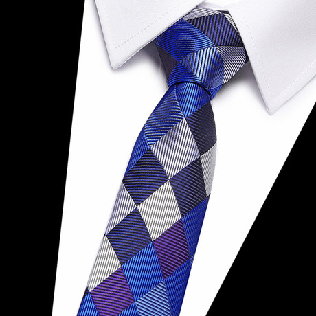 Neck Tie // Blue