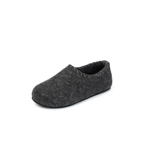 Yew House Slipper // Dark Gray (Euro: 36)
