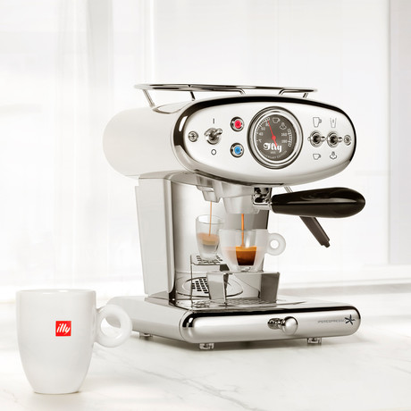 X1 Anniversary iperEspresso Machine (Red)