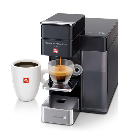 Y5 IperEspresso // Espresso + Coffee Machine // Black