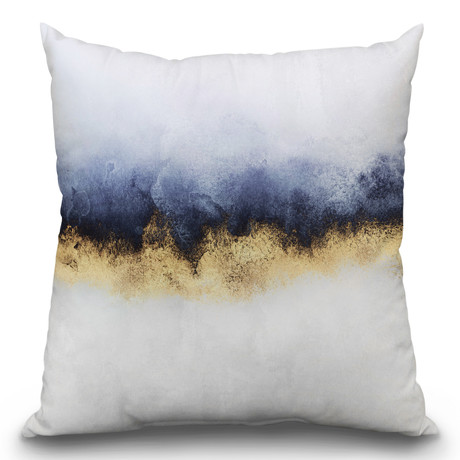 "Sky 1 Throw Pillow (16"" x 16"")"