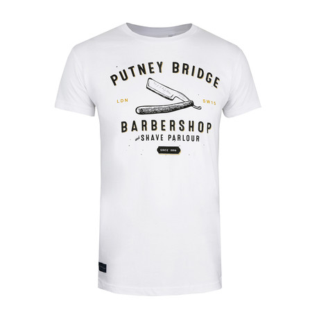 Barbershop T-Shirt // White (XS)