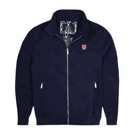 Oxford Harrington Jacket // Navy (XS)