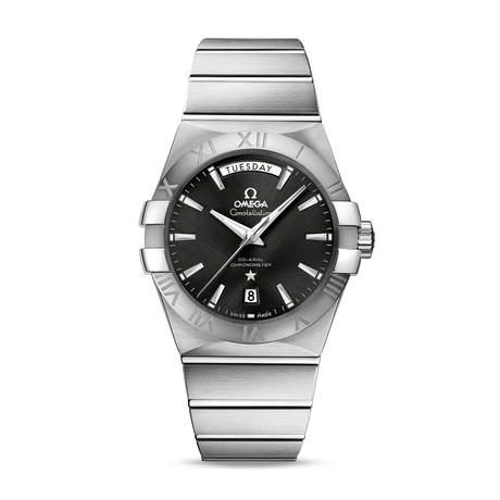 Omega Constellation Automatic // 123.10.38.22.01.001 // Store Display