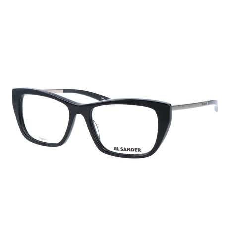 Women's J4005 Optical Frames // Black + Palladium