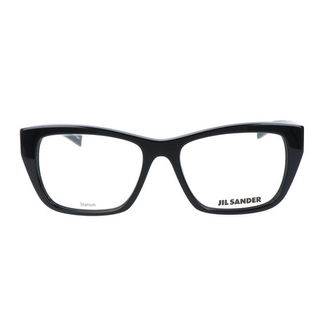 Women's J4005 Optical Frames // Black + Palladium