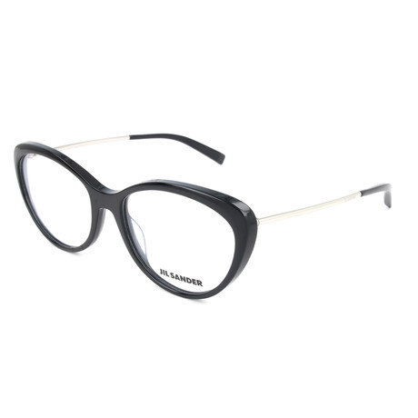 Women's J4001 Optical Frames // Black + Palladium