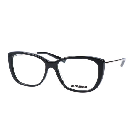 Women's J4002 Optical Frames // Black + Palladium