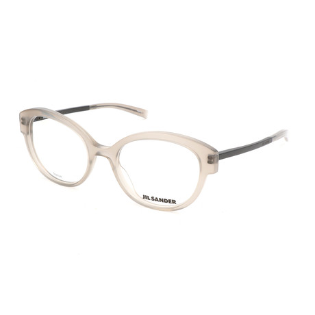 Unisex J4010 Optical Frames // Gray + Dark Gunmetal