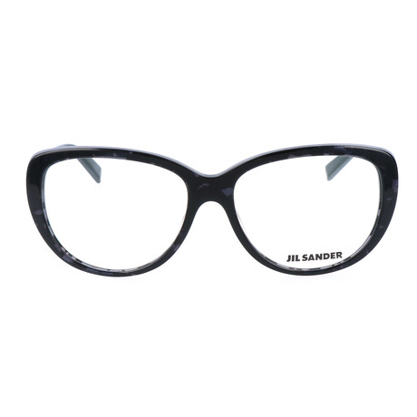 Women's J4003 Optical Frames // Black Havana + Palladium