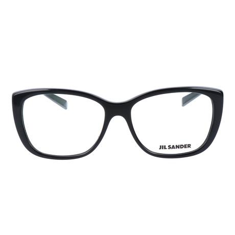 Women's J4002 Optical Frames // Black + Palladium