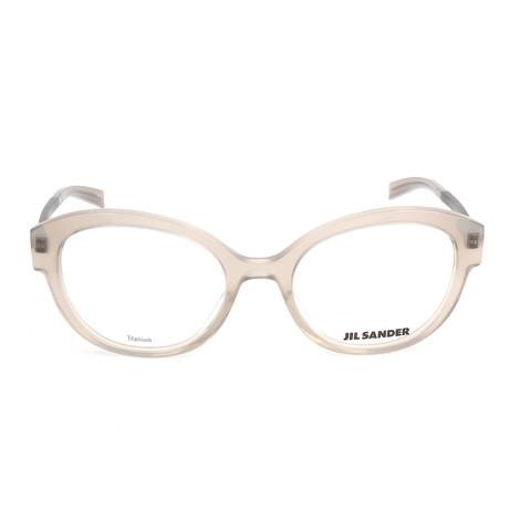 Unisex J4010 Optical Frames // Gray + Dark Gunmetal