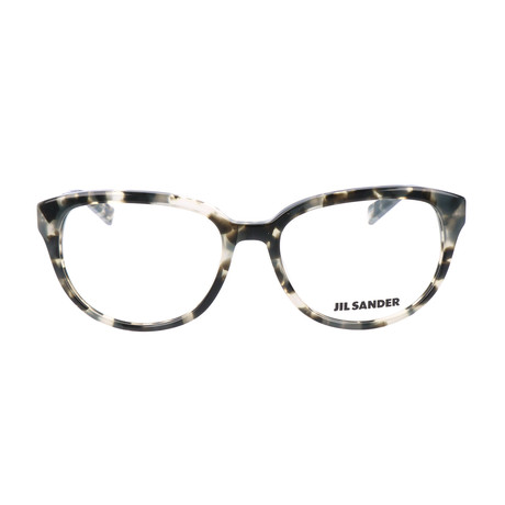 Women's J4008 Optical Frames // Olive Havana + Light Gunmetal