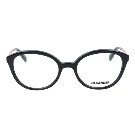 Women's J4007 Optical Frames // Black + Rose Gold