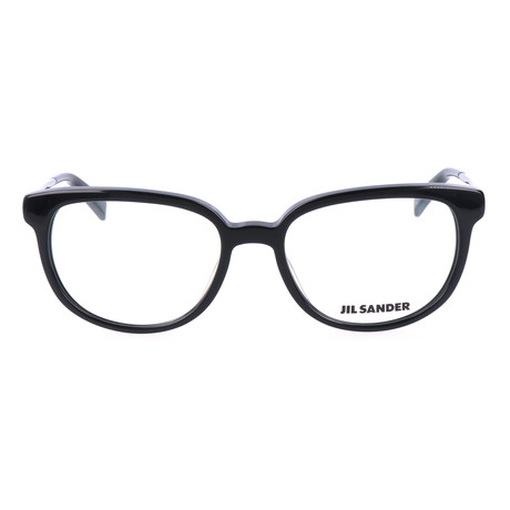 Women's J4009 Optical Frames // Black + Light Gunmetal
