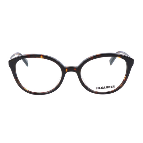 Women's J4007 Optical Frames // Dark Havana + Light Gunmetal