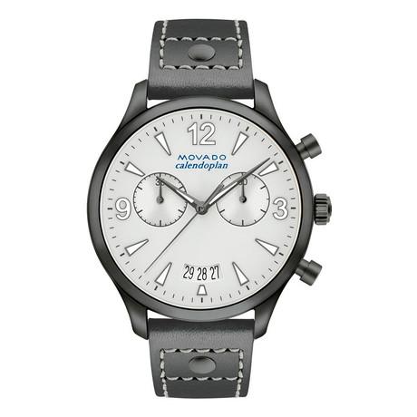 Movado Heritage Chronograph Quartz // 3650035