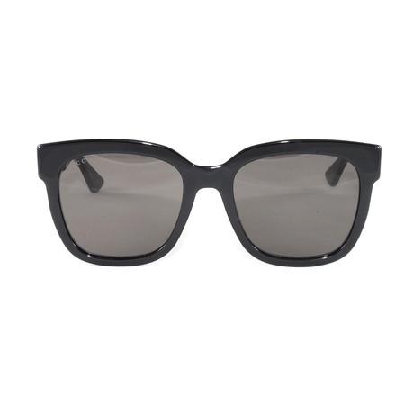 GG0034S Sunglasses // Black