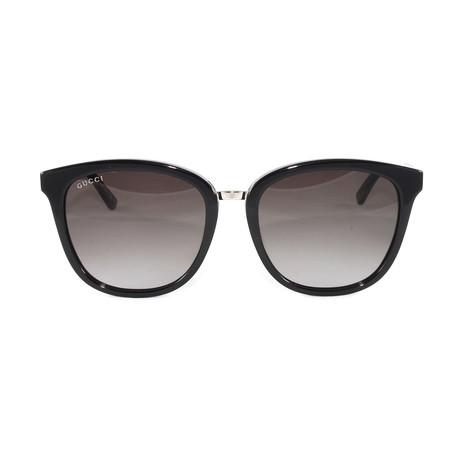 Gucci Women's Sunglasses // GG0073S // Black