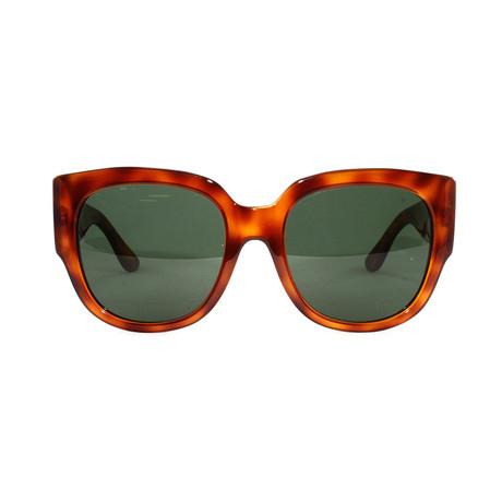 Gucci Women's Sunglasses // GG0142SA // Havana