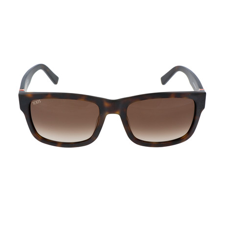 Men's TO0163 Sunglasses // Havana