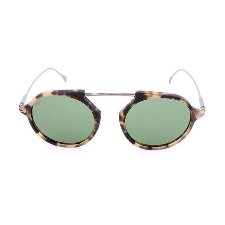 Men's TO0197 Sunglasses // Havana
