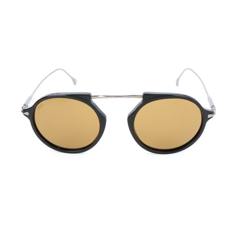 Men's TO0197 Sunglasses // Shiny Black