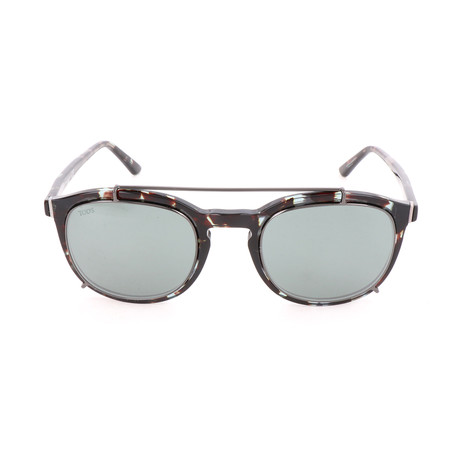 Men's TO0181 Sunglasses // Havana