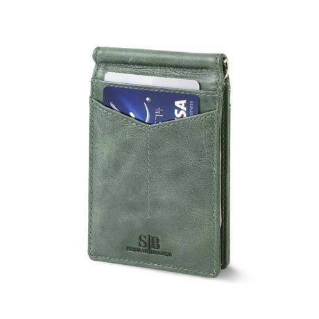 Rogue Wallet // Alpine Green
