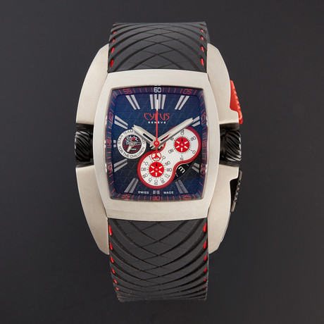 Cyrus Grand Prix Star Team Monaco Chronograph Automatic // 598.122.B